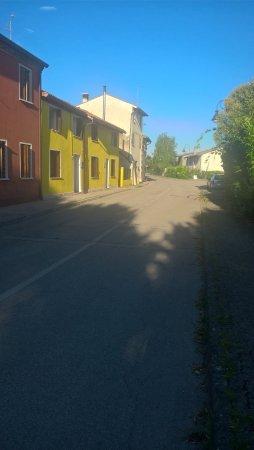 Fossalta di Portogruaro, Italie : via Pisani