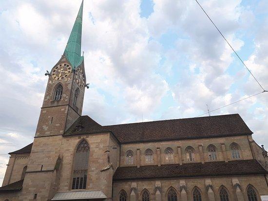 Church of Our Lady (Fraumunster): Собор женского монастыря