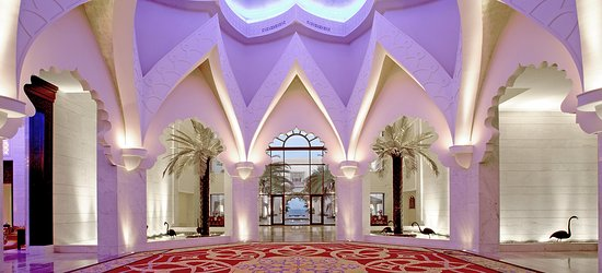 Shangri-La Al Husn Resort & Spa : Lobby