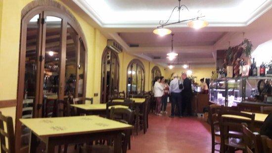 San Lorenzo a Vaccoli, Italie : Il locale interno