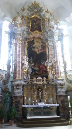 Weiden, Germany: Hochaltar