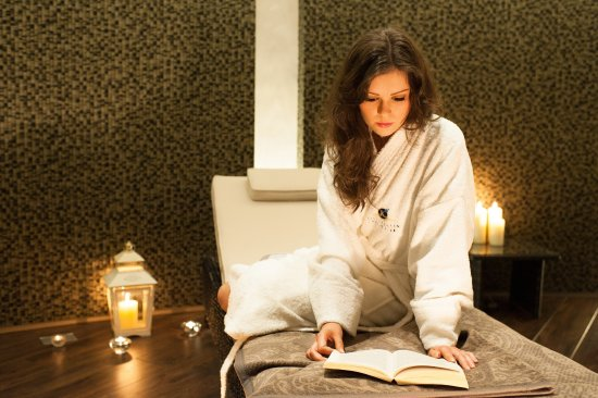Enniskillen, UK: Blissful relaxation at Kalm Spa