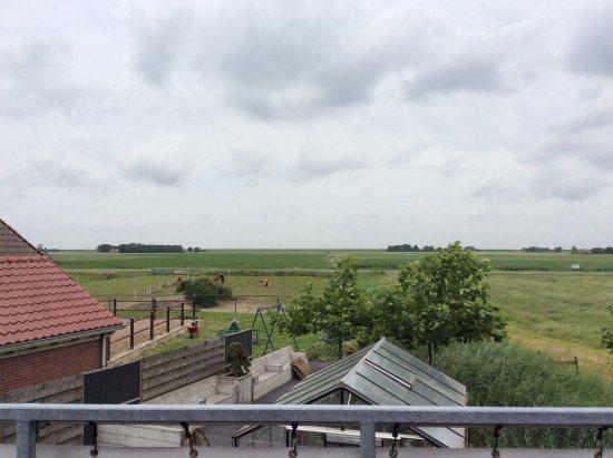 Het Schoolhuis: View from Apartment