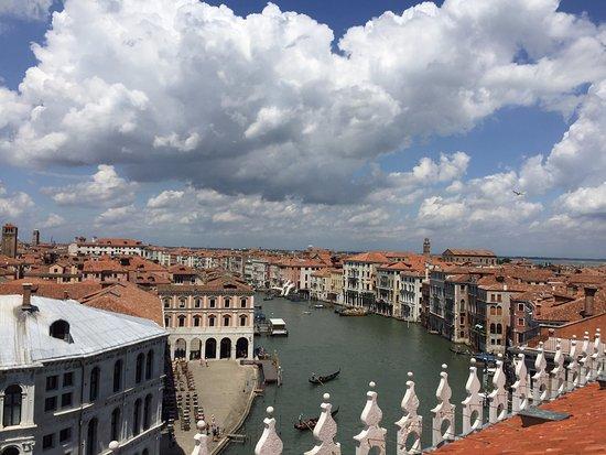 Vista Dalla Terrazza Fondaco Dei Tedeschi 威尼斯dfs旗下