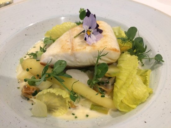 Taynuilt, UK: Halibut