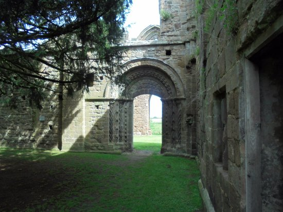 Lilleshall, UK: All are a cross section of views & features of the lovely old abbey