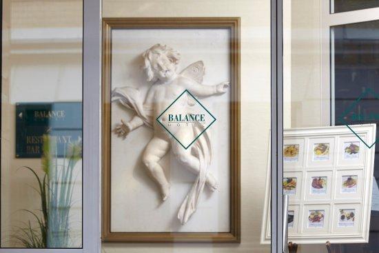Balance Hotel Leipzig-Alte Messe: Balance - Engel, Original aus dem vorigen Haus an unserem Standort