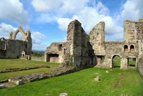 Haughmond Abbey Ruins