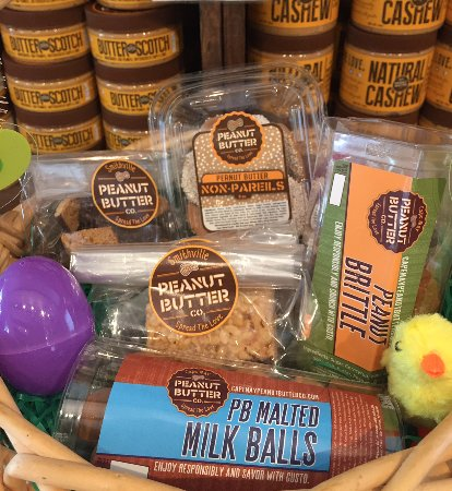 Absecon, NJ: Basket of PB Goodies!