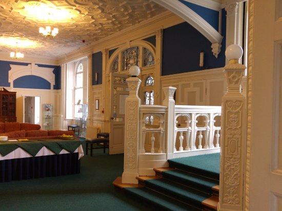 Gartmore, UK: Entrance hallway / reception