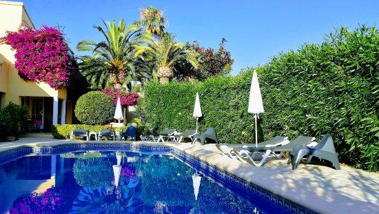 Hotel Montemar: Pool/Garten