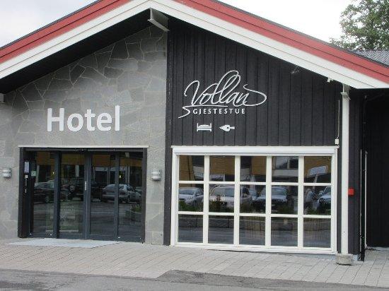 Nordkjosbotn, Norway: L'ingresso del ristorante