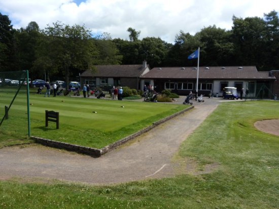 ‪Kirriemuir Golf Club‬