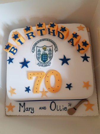 Gleneagle Hotel: Parents 70th Birthday