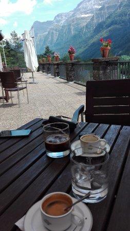 Parador de Bielsa: Bar de la Terraza
