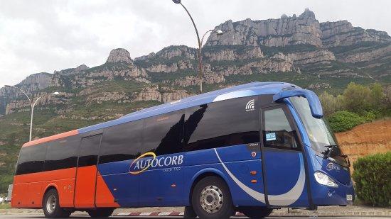 Corbera de Llobregat, Spain: De visita a Montserrat