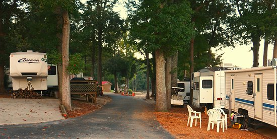 Camden, TN: RV Sites