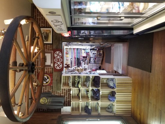 Kempton, Πενσυλβάνια: Wanamaker's General Store