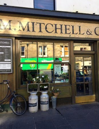 Picture of mitchell deli st andrews for Mitchell s fish market locations