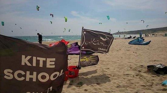 Picture of oscar kite piratas freedom kite - Camping jardin de las dunas ...