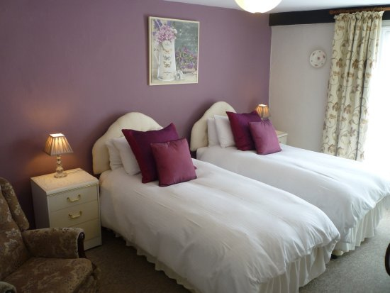 Walsingham, UK: Room 3