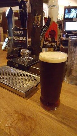 Eye, UK: broadside...y doom bar excelentes