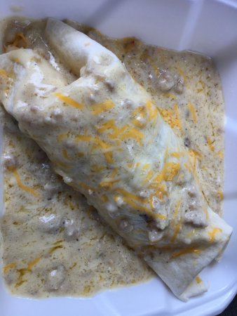 Stewartville, MN: Country Burrito