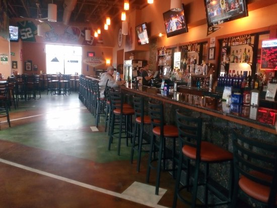 Beaver Dam, WI: The bar.