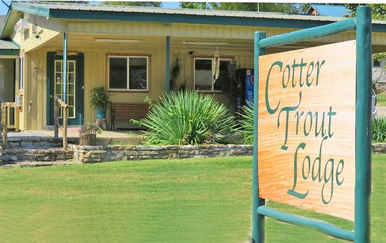 Cotter Trout Lodge