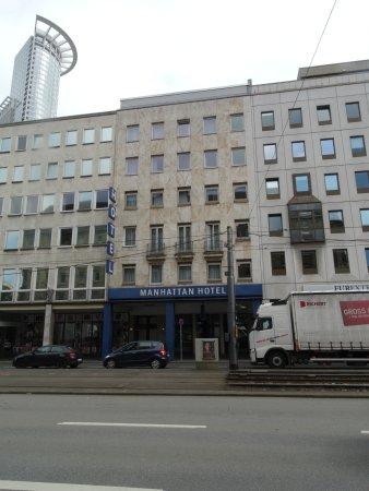 Hotel Concorde Frankfurt Bewertung