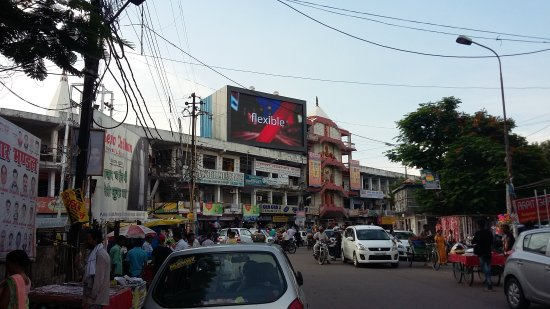 Image result for Bhoothnath Market Lucknow