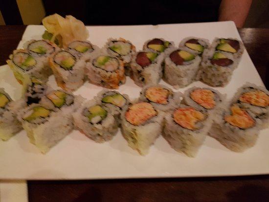 Saisaki: Mixed Rolls