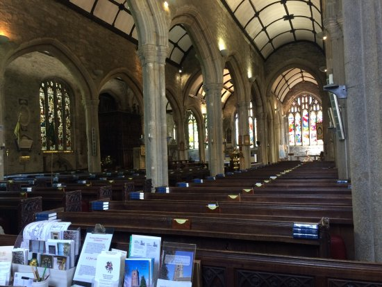 St Eustachius' Parish Church Tavistock