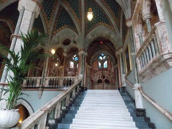 Mount Stuart: Marble Staircase