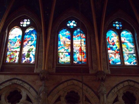 Mount Stuart: Zodiac windows