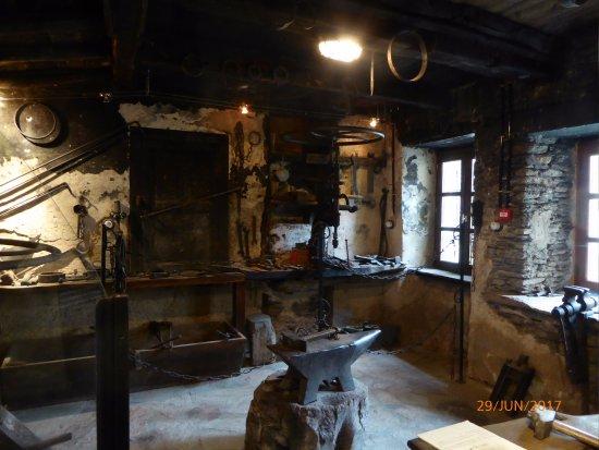 La Maison de la Forge et des Anciens métiers