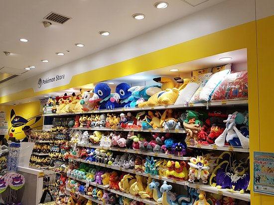 Pokemon Store New Chitose Airport