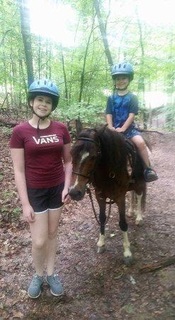 Kernersville, Carolina del Norte: scenic, maintained trails
