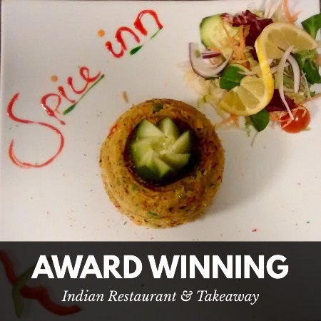 Rainhill, UK: Award winning restaurant 😊