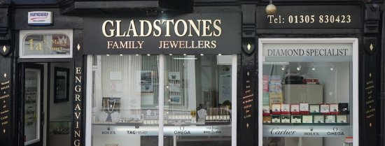 Weymouth, UK: Gladstones the Jewellers