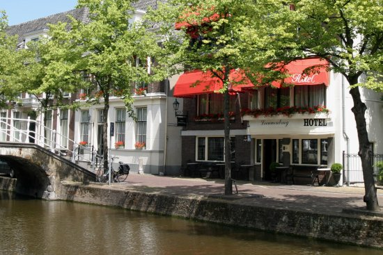 Hotel Leeuwenbrug: Leeuwenbrug - 36 rooms in historical center of Delft