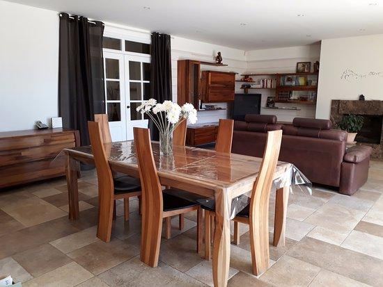 la maison de chantal hyeres frankrijk foto 39 s en. Black Bedroom Furniture Sets. Home Design Ideas
