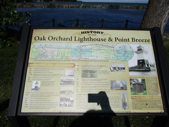 Kent, Estado de Nueva York: Oak Orchard Lighthouse / Point Breeze
