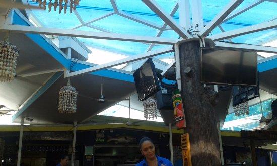 Provincie Puntarenas, Costa Rica: Lámparas de conchas, bonita decoración