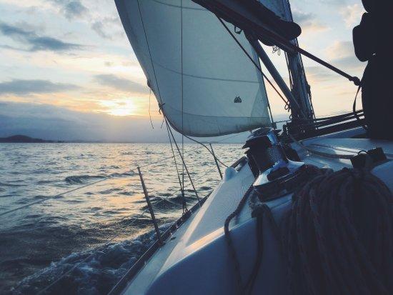 Στοκχόλμη, Σουηδία: Segelbåt