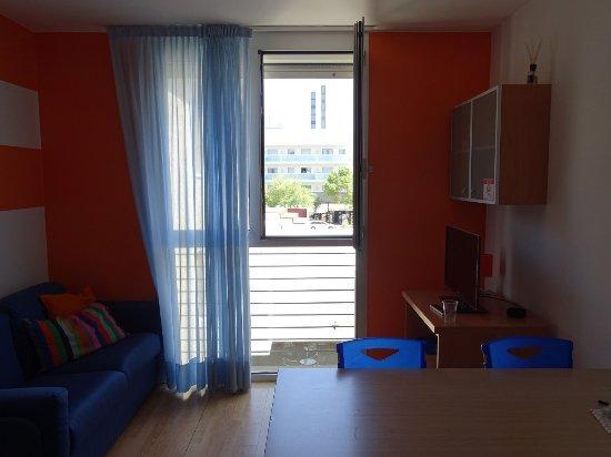 Wohnbereich Des App Picture Of Aparthotel Esperya