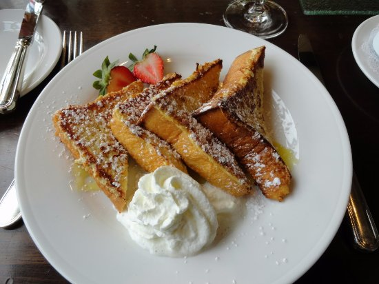 Madison's Restaurant: Delicious French Toast