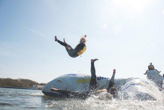 Padstow, UK: Retallack Aqua Park
