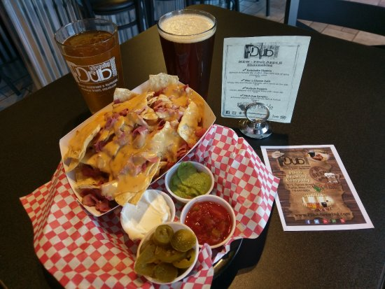 Pueblo West, CO : Weekly Specials!  Beer Cheese Nachos go great with our Awesome Brew!!