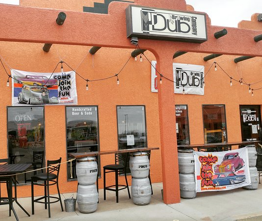 Pueblo West, CO : New for the Summer, our Pet Friendly, Outdoor Patio Seating!!